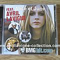 CD promotionnel BMGhit.com/Don't Tell Me-Japon (mai 2004)