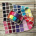 Rainbow blanket et un cadeau à gagner !