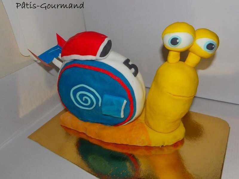 Gateau Turbo
