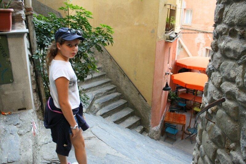 Italie Côte Ouest 384-001