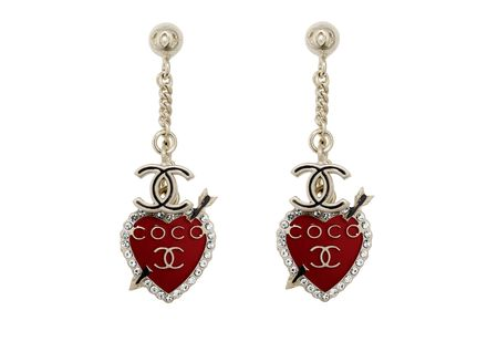 metal_and_enamel_heart_earrings_boucles_d_oreilles_coeurs_en_m_tal_et__mail