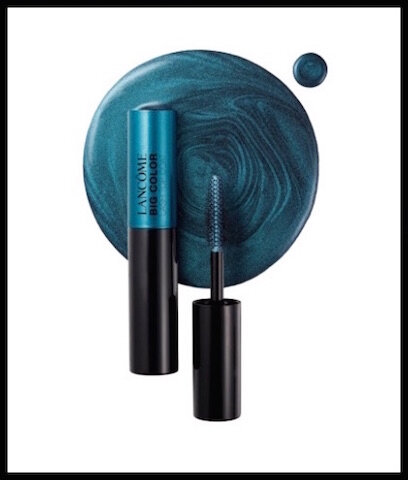 lancome mascara top coat fabulous fearless blue