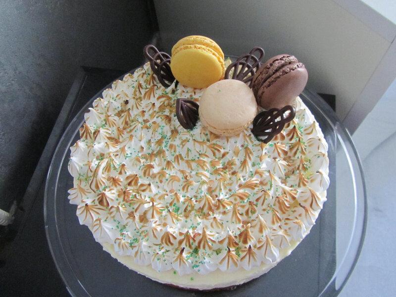 Gâteau nuage au citron (5)