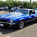 Chevrolet camaro sport coupé (1970-1973)(Rencard Vigie mai 2011) 01