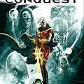 marvel deluxe annihimation conquest 1 destinée