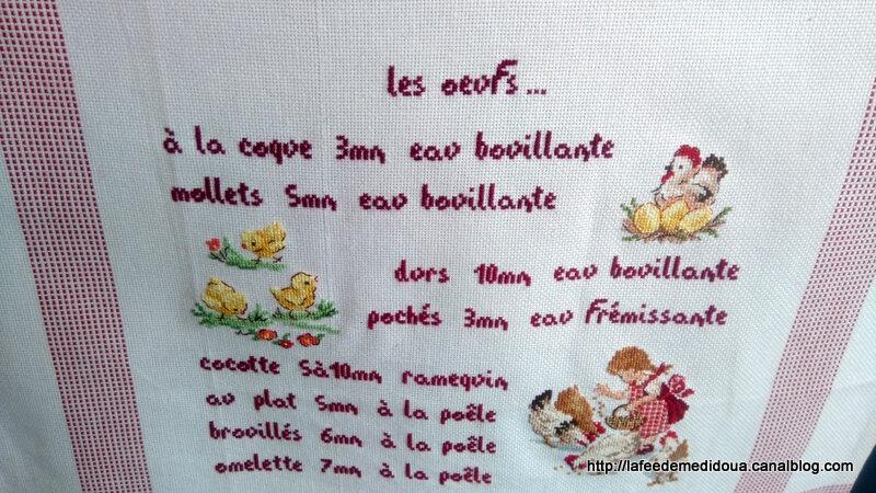 torchon-poules-cuisson