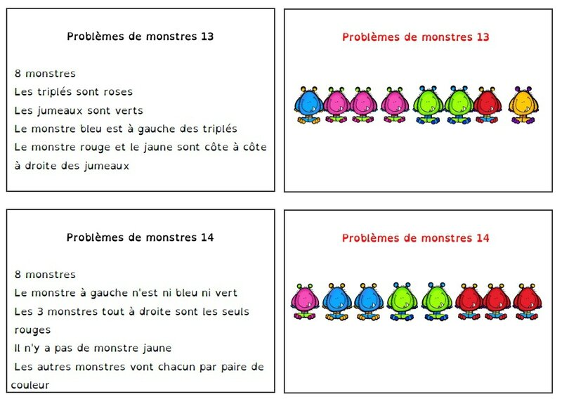 pbl monstres 7