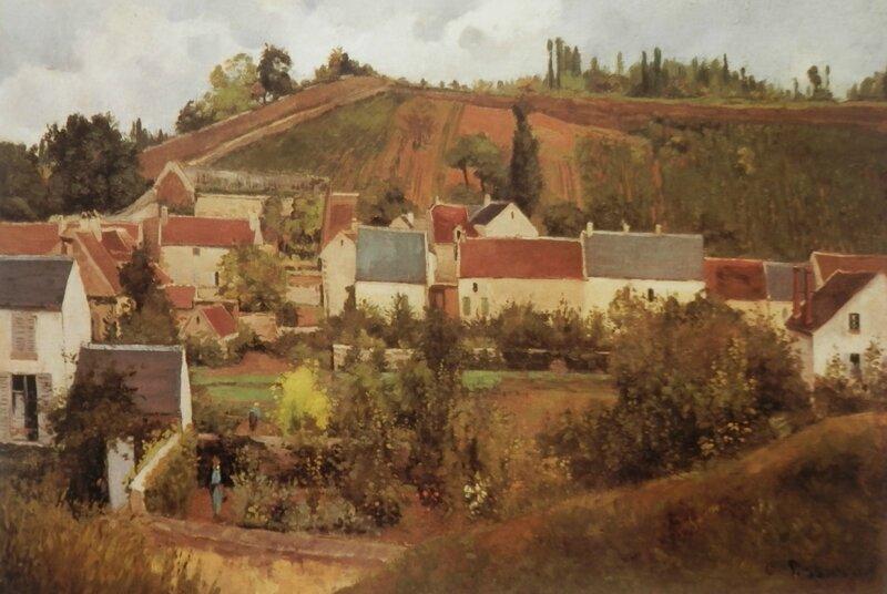 Pissarro Pontoise
