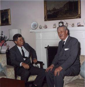 Kennedy and Macmillan