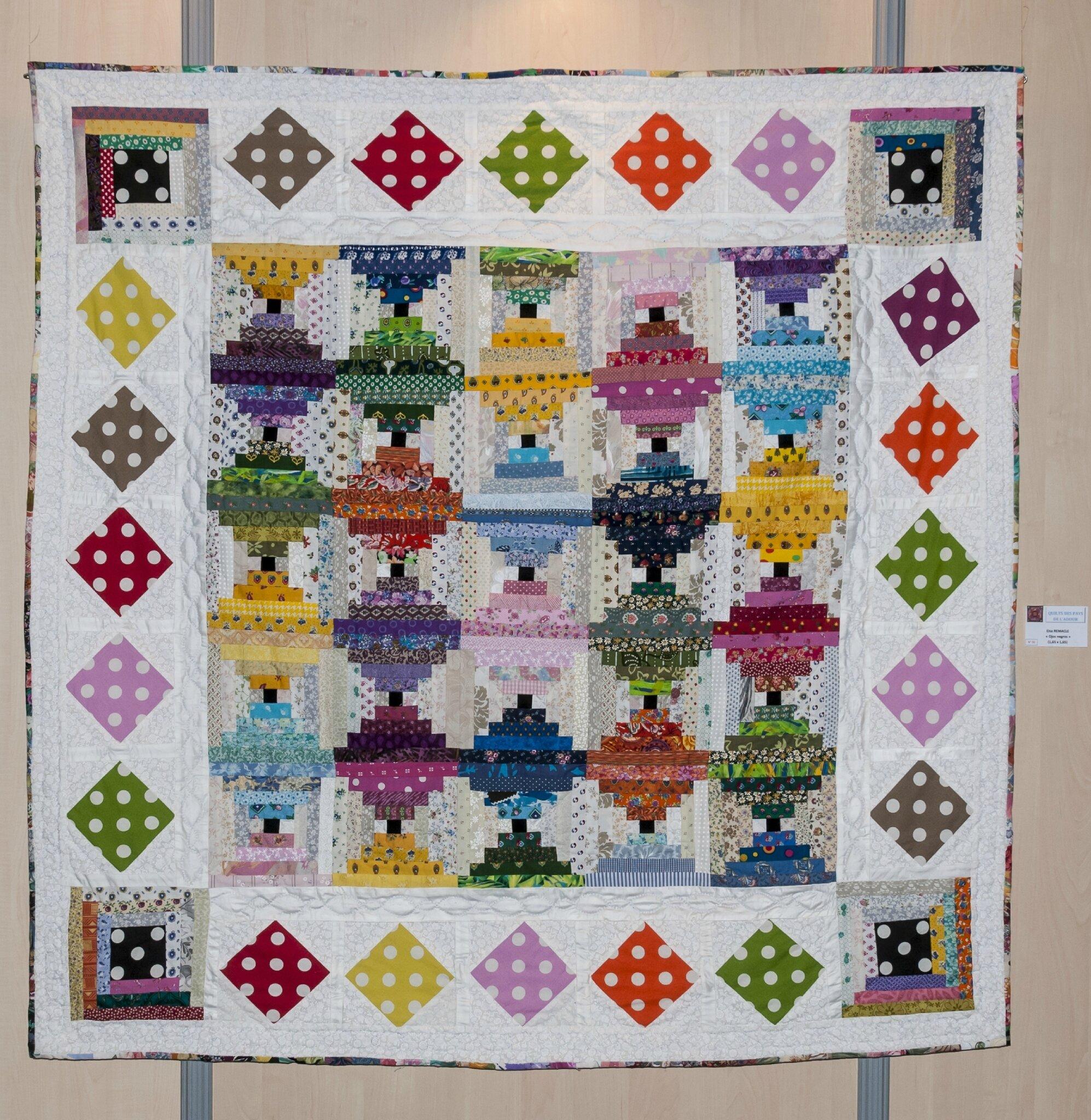 14-Quilts pays de l'Adour-Elsa REMACLE
