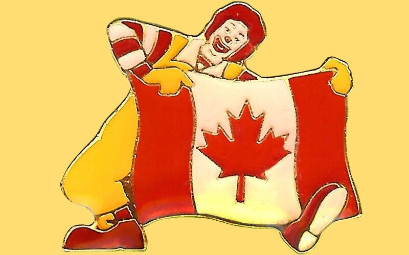 Pin's Canada 2