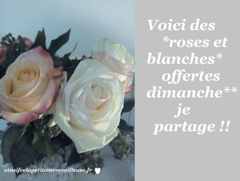 roses et blanches oct 2015