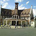 La maison cantonale de bordeaux bastide.