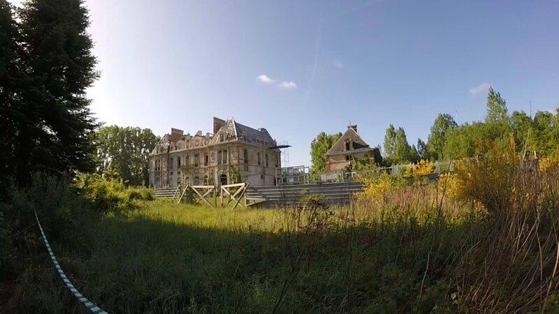 Trail de Bonnelles 2015 _ 2 _ Chateau de Bonnelles