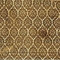 Textile with palmette in lotus medaillions. mamluk egypt or ilkhanid iran, 13th century ad