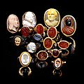 Bonhams to sell the most important collection of cameo and intaglio rings to be offered in 100 years