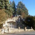 chapelle grotte-artificielle du hameau de Vigny, Epagny-Jonzier