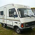 Ford transit camping car elnagh magnum 530