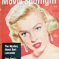 Movie Spotlight (Usa) 1954