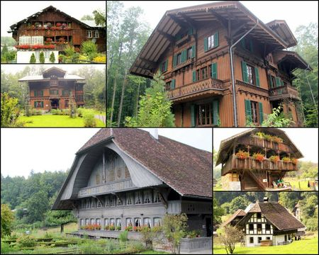 Chalets le bathenber