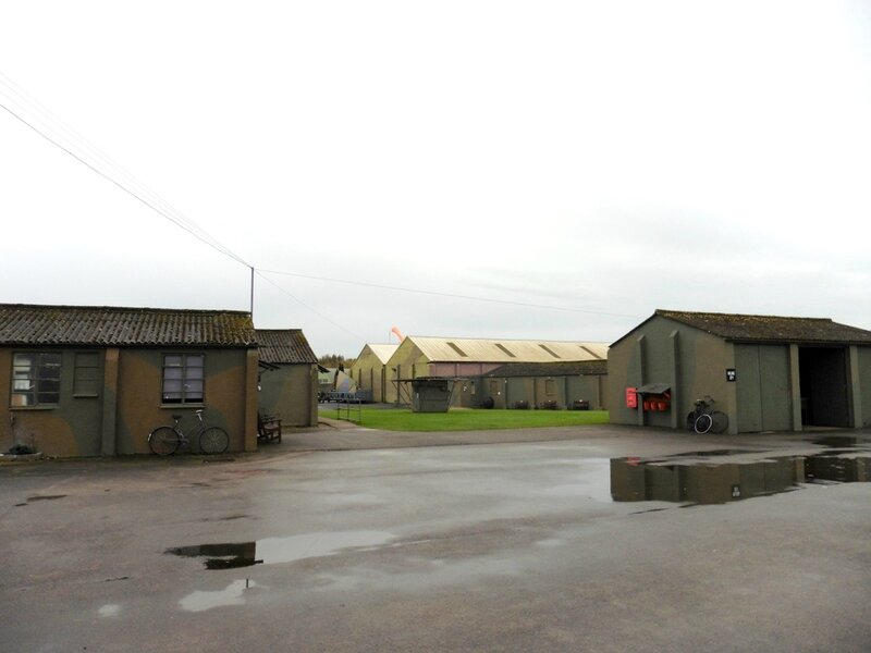 claude jenger Base Elvington