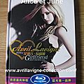 Disque Blu-ray Avril Lavigne Girlfriend-Asie (2008)