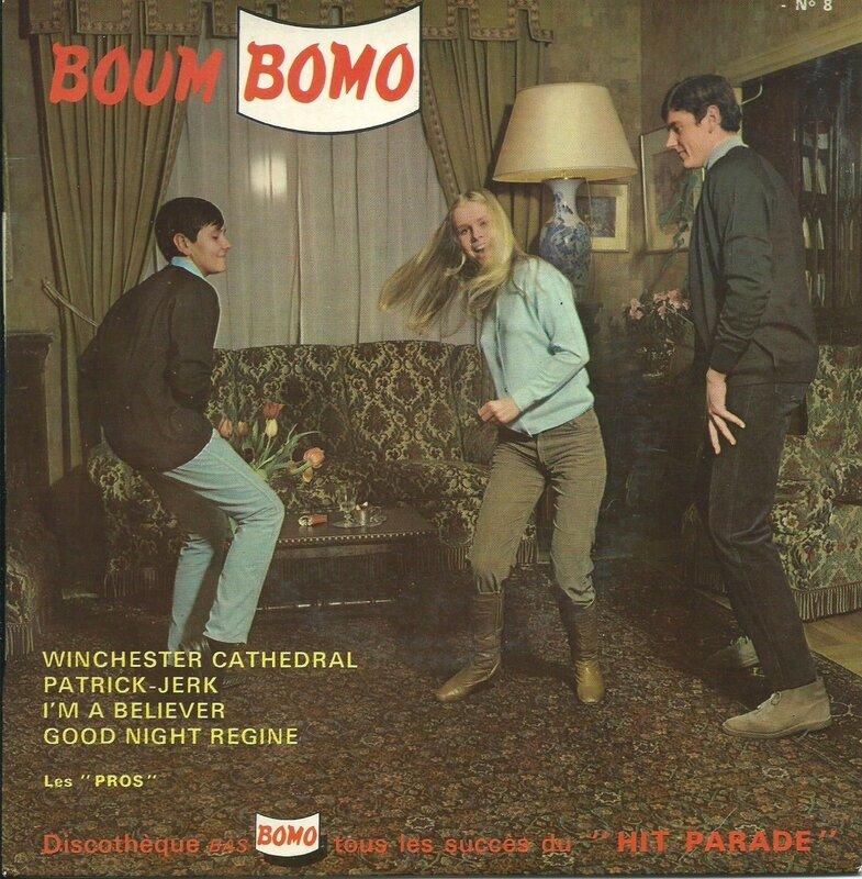 Boum Bomo N° 8