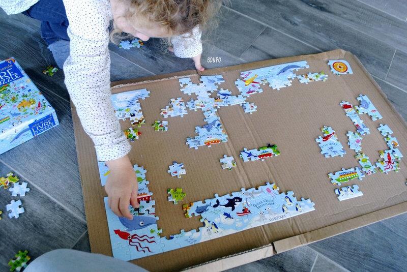 mamanboucledor jeux activités jouer puzzle jeuxdesociete bioviva usborne