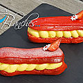 Eclairs new look...