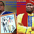 Ntumua mase toujours le charge des bulletins d'information de bundu dia kongo (kongo dieto)