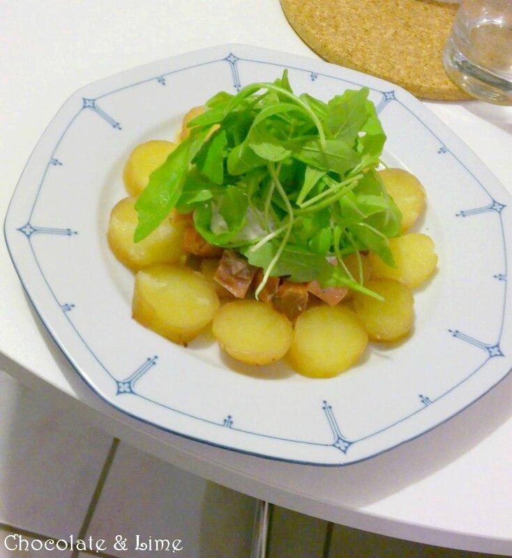 Salade_saumon_roquette_crème