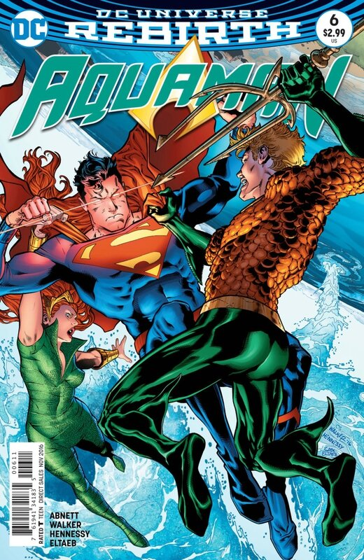 rebirth aquaman 06