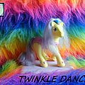 (058) G1 Poneys Ballerines / Sweetsteps Ballerina
