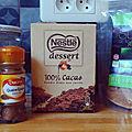Recette chocolat en poudre !