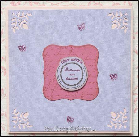 2012 - carte vintage dos 1