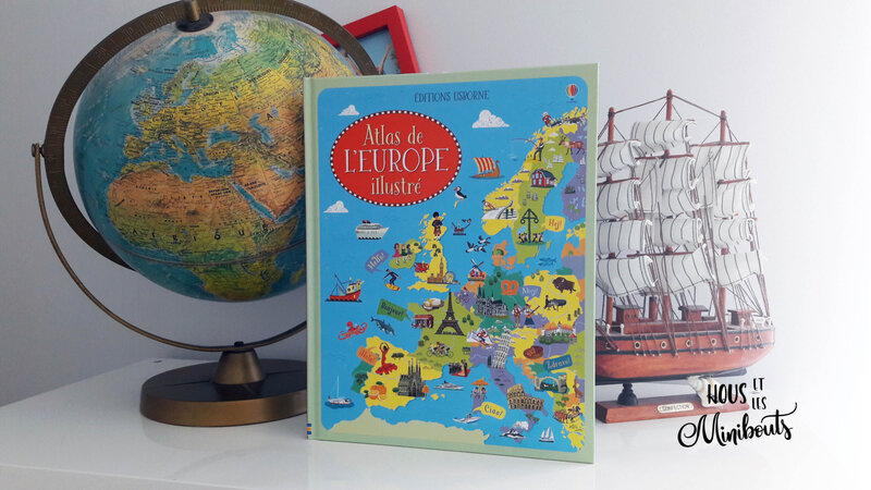 atlas europe usborne 2