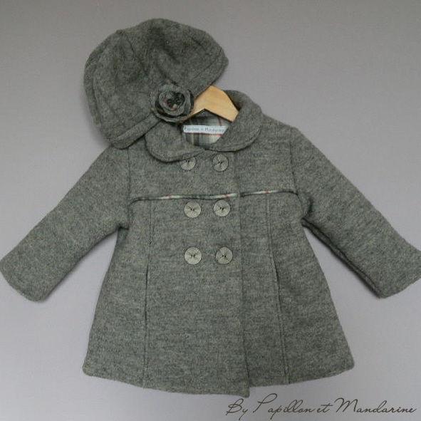 manteau et bêret