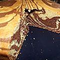Étonnant ce gâteau !