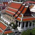 BANGKOK : le Wat ARUN