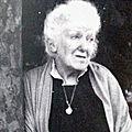 Marie-noël (1883 – 1967) : « quand il est entré dans mon logis clos... »