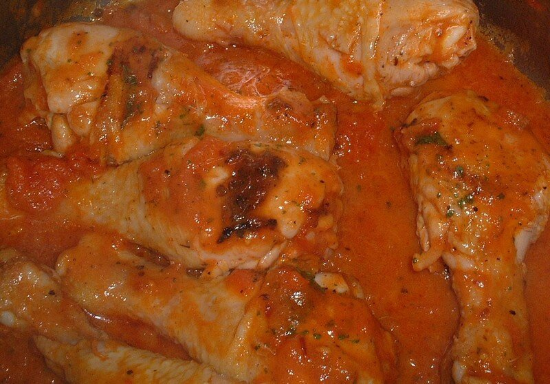 Pollo (poulet) en salsa chipotles@Janemexique