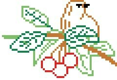 oiseaucerise grille petit