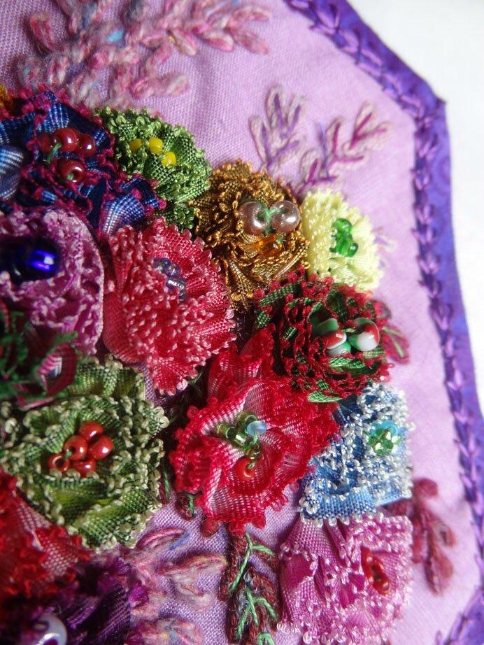 HX 37 Bouquet d'Oeillets