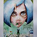 Illustration aquarelle par valérie albertosi