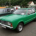 Ford taunus xl série tc berline 2 portes, 1976