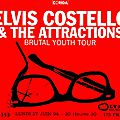 Elvis costello & the attractions - lundi 27 juin 1994 - olympia (paris)