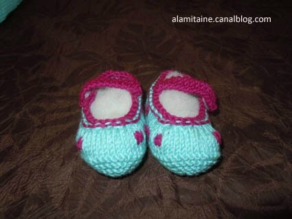 chaussons 41