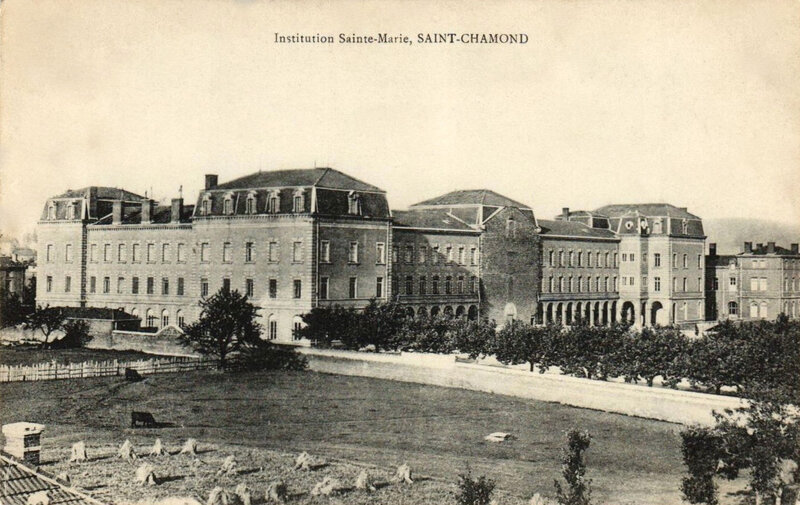 institution Sainte-Marie, cpa