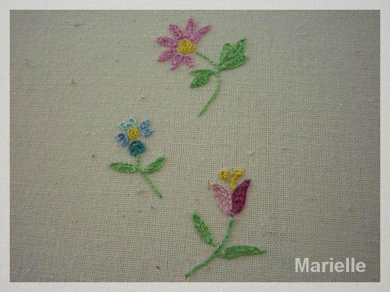 201204 trilogie brodée par Marielle