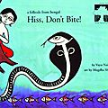 Hiss dont bite cover